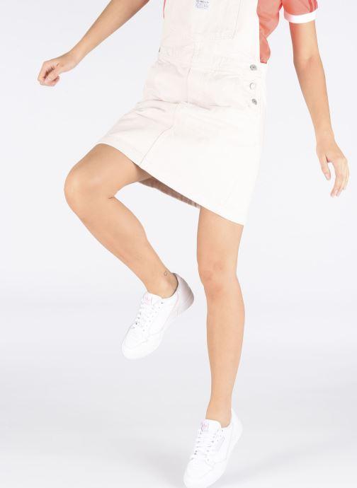Sneakers adidas originals Continental 80 W Wit onder
