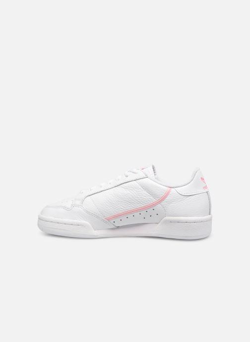 Sneaker adidas originals Continental 80 W weiß ansicht von vorne