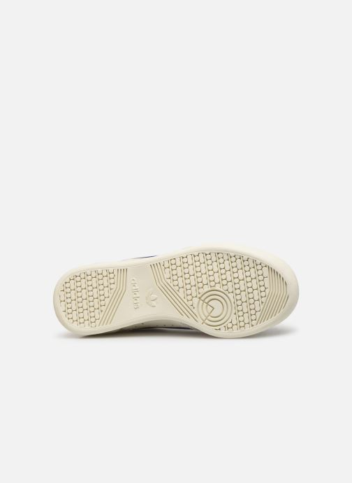 Baskets adidas originals Continental 80 W Blanc vue haut