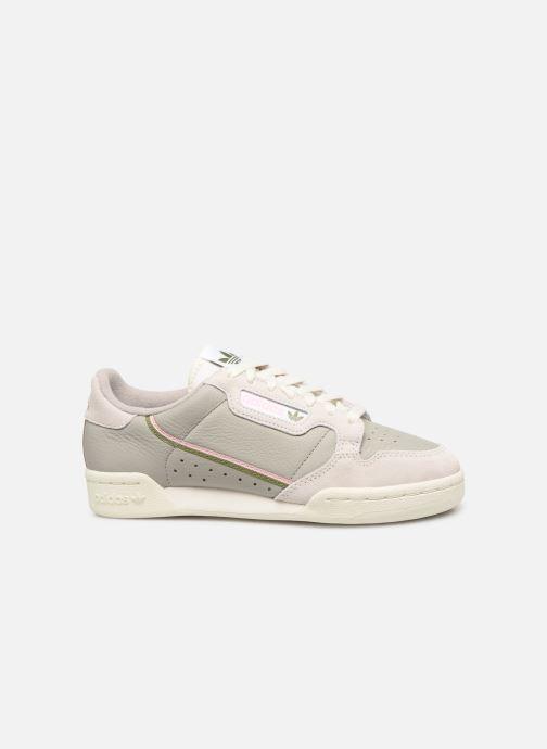 Sneakers adidas originals Continental 80 W Grijs achterkant