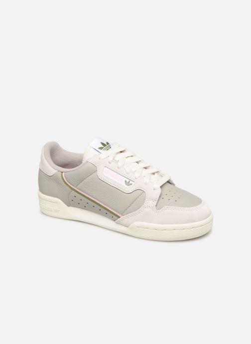 Sneakers adidas originals Continental 80 W Grijs detail