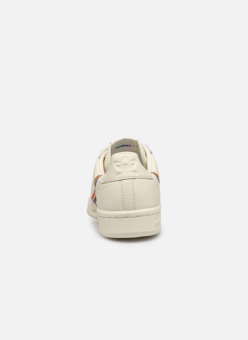 Sarenza391807 Originals 80 Adidas Continental WblancoDeportivas Chez roxBdCeW