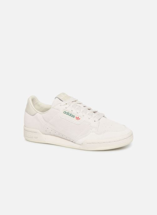 Trainers adidas originals Continental 80 W Beige detailed view/ Pair view