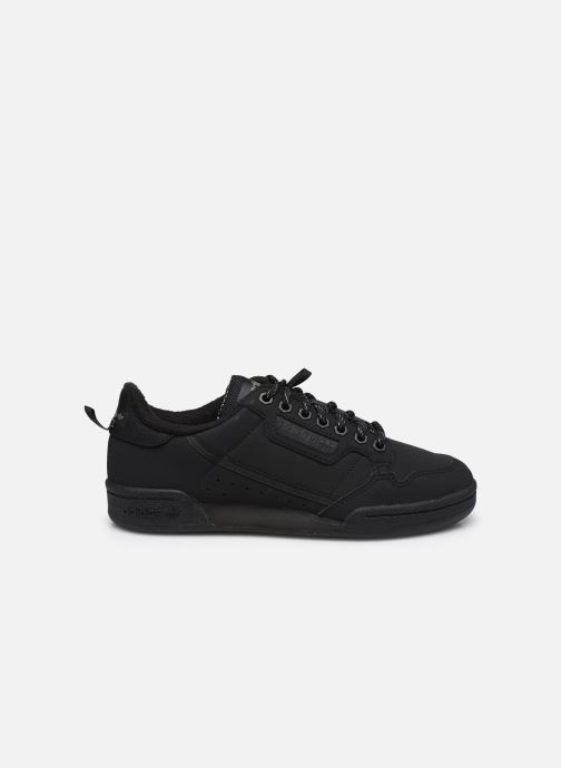Baskets adidas originals Continental 80 W Noir vue derrière