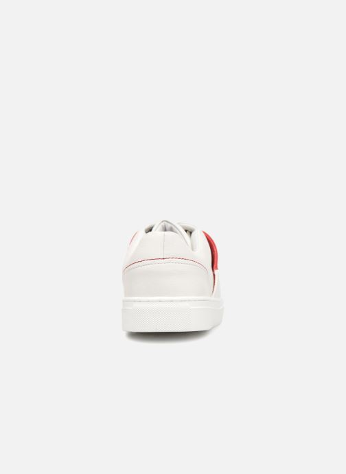 Sneakers Levi's Batwing Sneaker Wit rechts