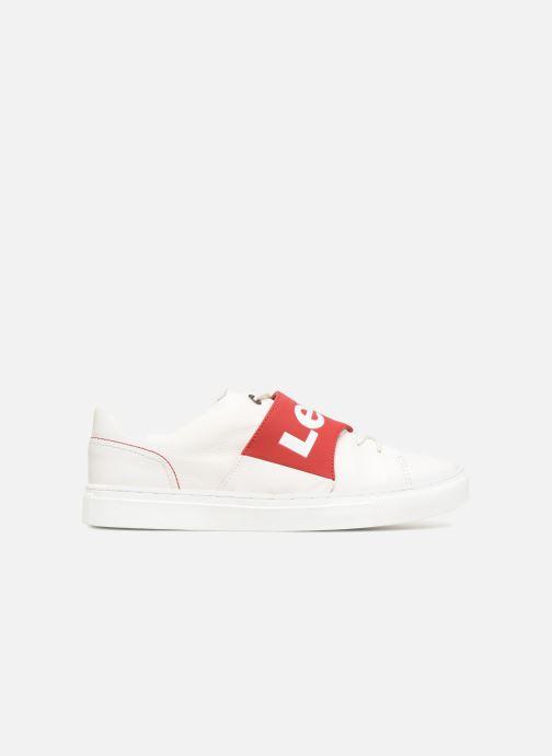 Sneakers Levi's Batwing Sneaker Wit achterkant