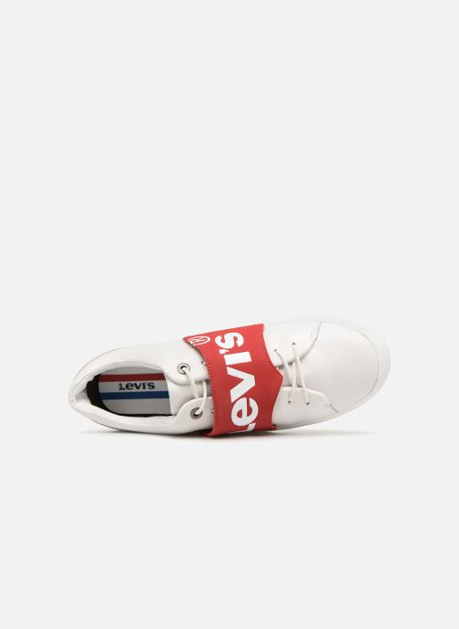 Sneakers Levi's Batwing Sneaker Bianco immagine sinistra