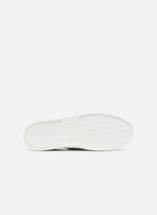 Sneakers Levi's Batwing Sneaker Wit boven