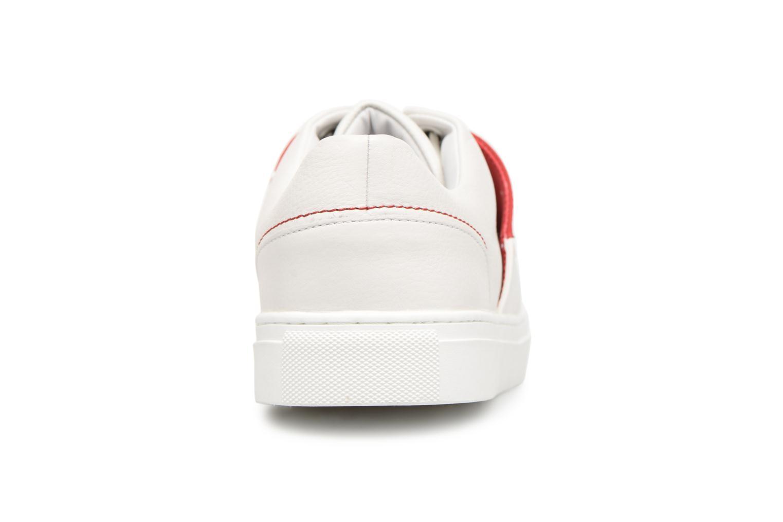 Sneakers Levi's Batwing Sneaker Bianco immagine destra