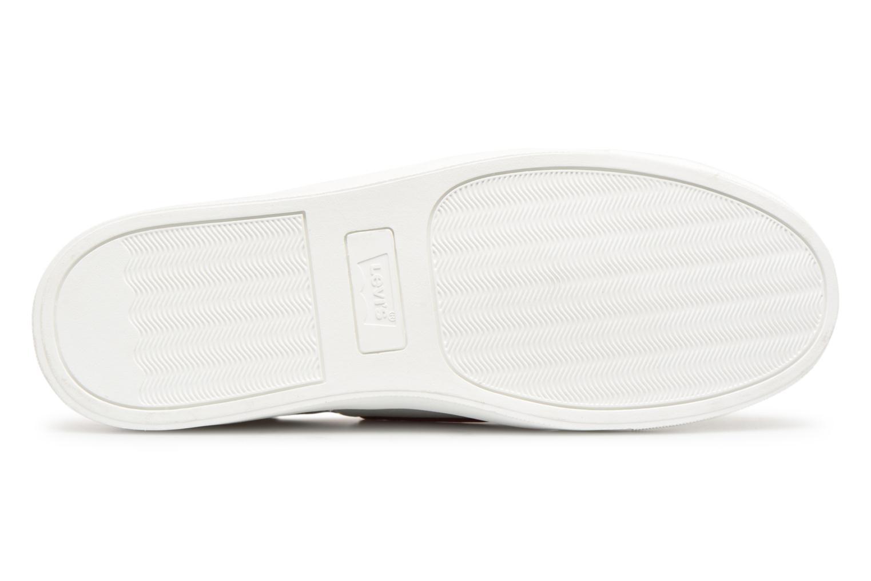 Sneakers Levi's Batwing Sneaker Bianco immagine dall'alto