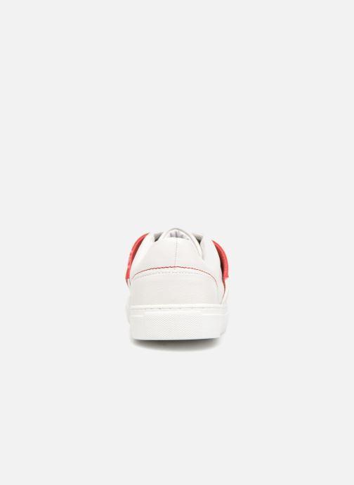 Baskets Levi's Batwing Sneaker W Blanc vue droite