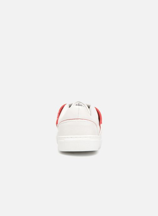 Deportivas Levi's Batwing Sneaker W Blanco vista lateral derecha