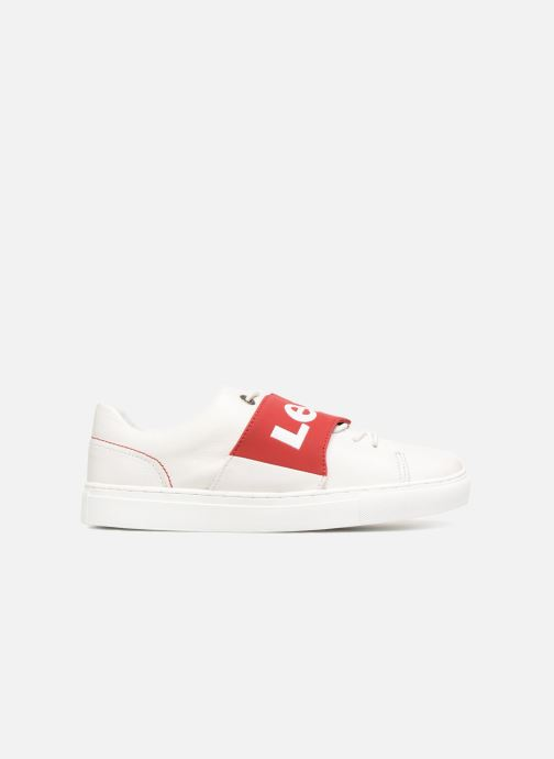 Baskets Levi's Batwing Sneaker W Blanc vue derrière