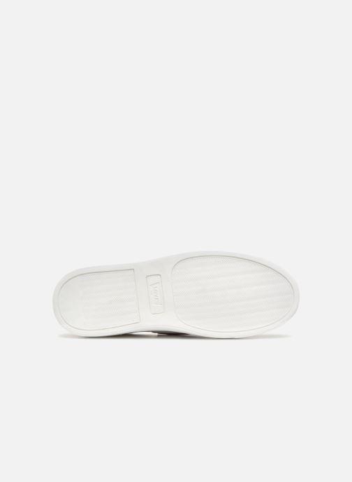 Baskets Levi's Batwing Sneaker W Blanc vue haut