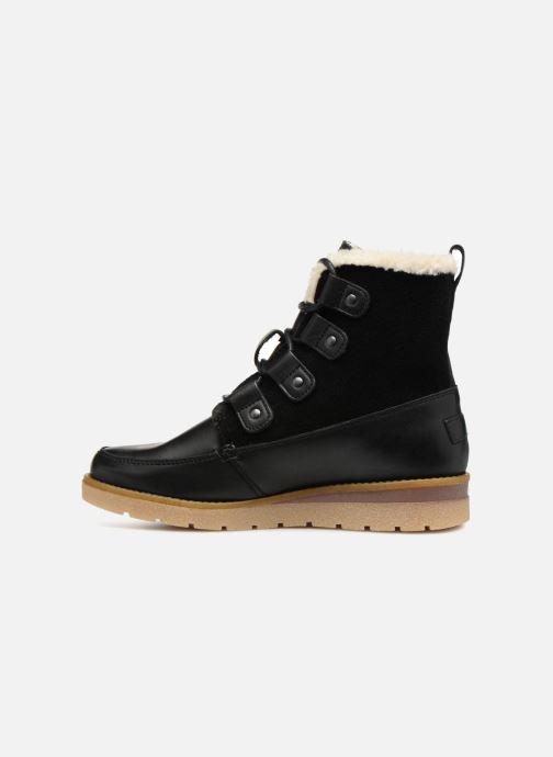 Bottines et boots Vero Moda VmAne leather boot Noir vue face