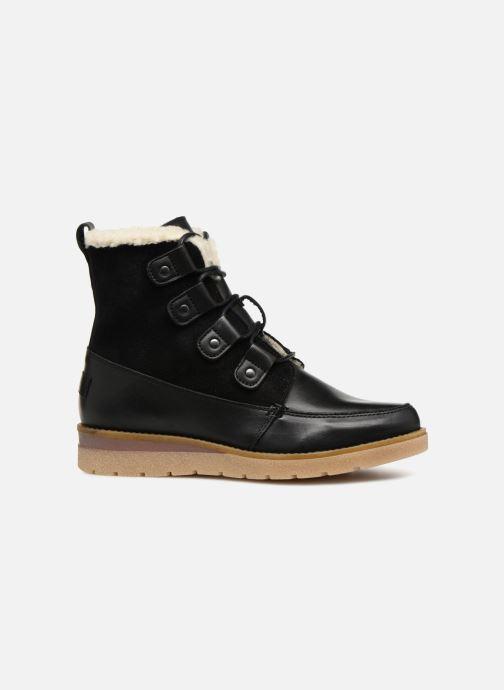 Bottines et boots Vero Moda VmAne leather boot Noir vue derrière