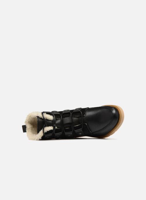Bottines et boots Vero Moda VmAne leather boot Noir vue gauche