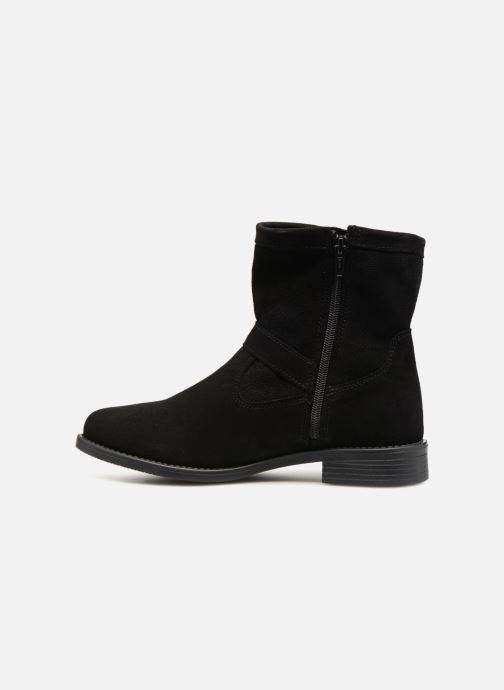 Bottines et boots Vero Moda VmDay leather boot Noir vue face