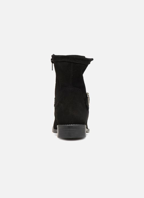 Bottines et boots Vero Moda VmDay leather boot Noir vue droite