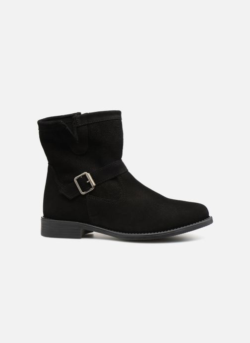 Bottines et boots Vero Moda VmDay leather boot Noir vue derrière