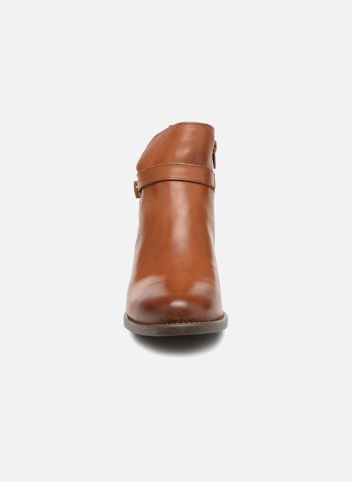 Vero Moda VmJuliette VmJuliette VmJuliette leather Stiefel (braun) - Stiefeletten & Stiefel bei Más cómodo d076a9