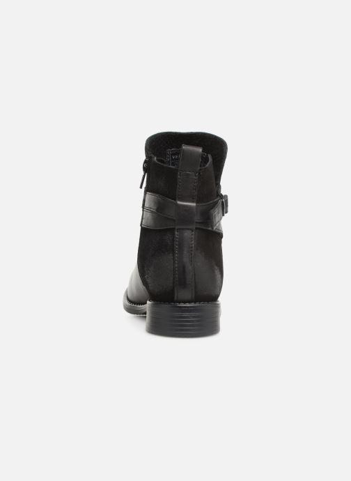 Bottines et boots Vero Moda VmJuliette leather boot Noir vue droite