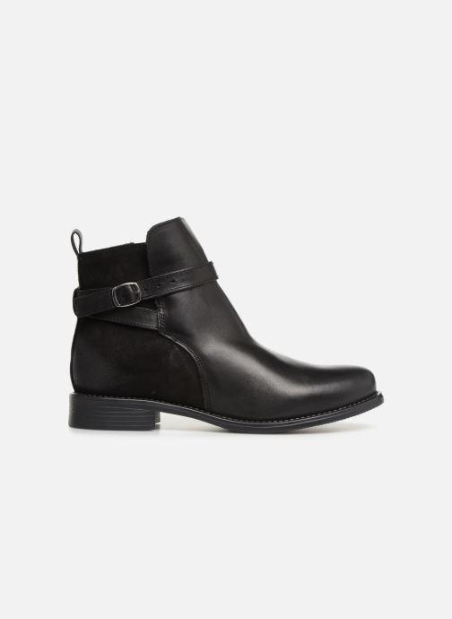Bottines et boots Vero Moda VmJuliette leather boot Noir vue derrière