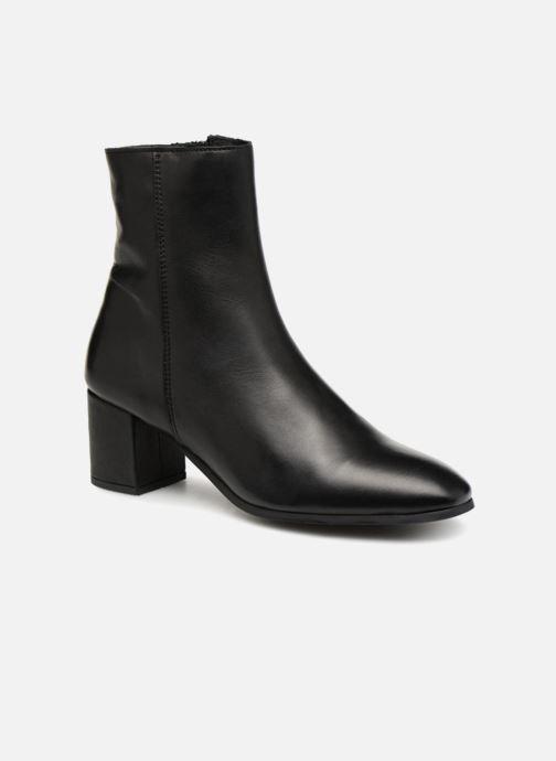 Bottines et boots Vero Moda VmKila leather boot Noir vue détail paire 82e8d60571c4