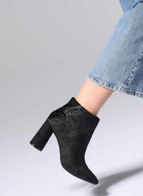 Bottines et boots Vero Moda VmLilli boot Noir vue bas / vue portée sac