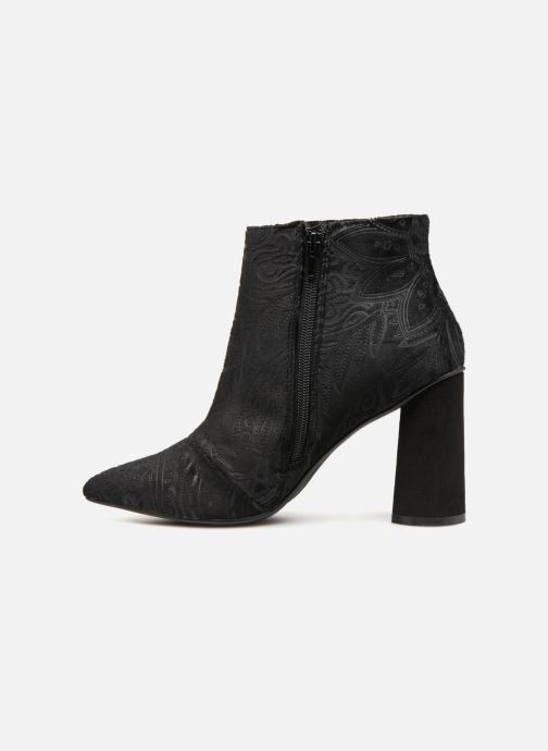 Bottines et boots Vero Moda VmLilli boot Noir vue face