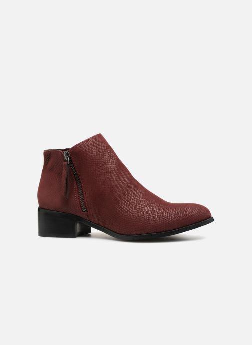 Bottines et boots Vero Moda VmMari boot Bordeaux vue derrière