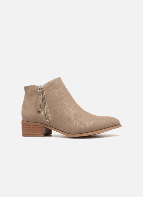 Bottines et boots Vero Moda VmMari boot Beige vue derrière
