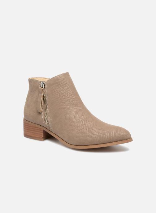 Bottines et boots Vero Moda VmMari boot Beige vue détail/paire