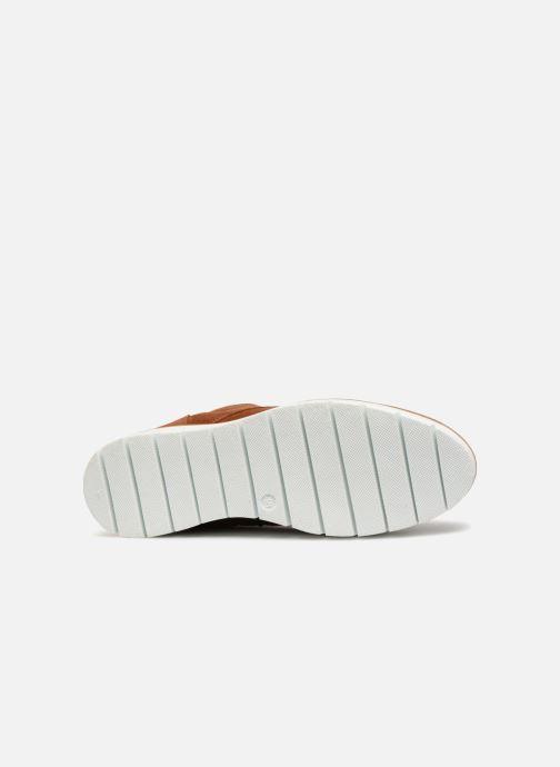 Boots en enkellaarsjes Vero Moda VmMella leather boot Bruin boven