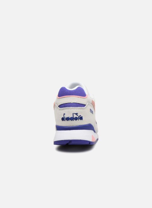 Trainers Diadora V7000 Premium W Grey view from the right