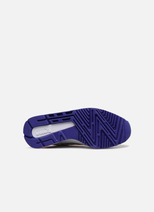 Sneakers Diadora V7000 Premium W Grijs boven
