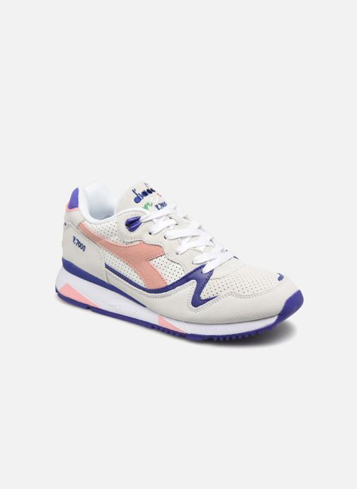 Sneakers Diadora V7000 Premium W Grijs detail