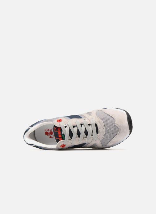Sneaker Diadora N9000 Italia grau ansicht von links