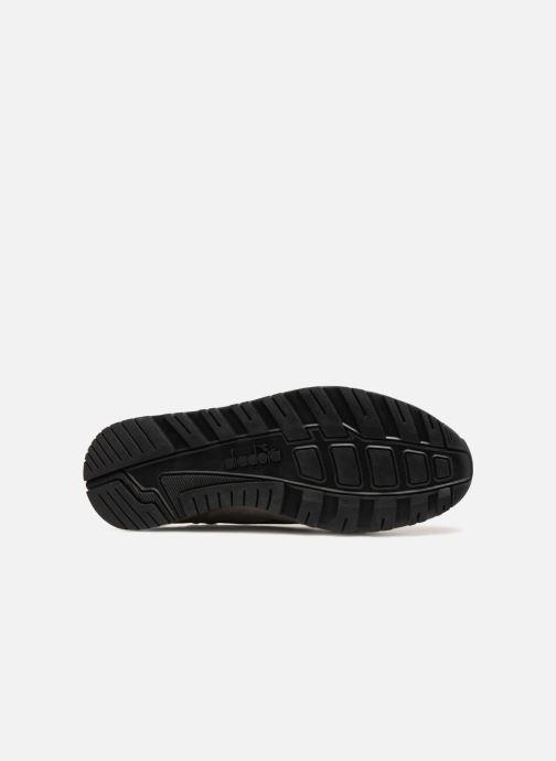 Sneaker Diadora N9000 Italia grau ansicht von oben