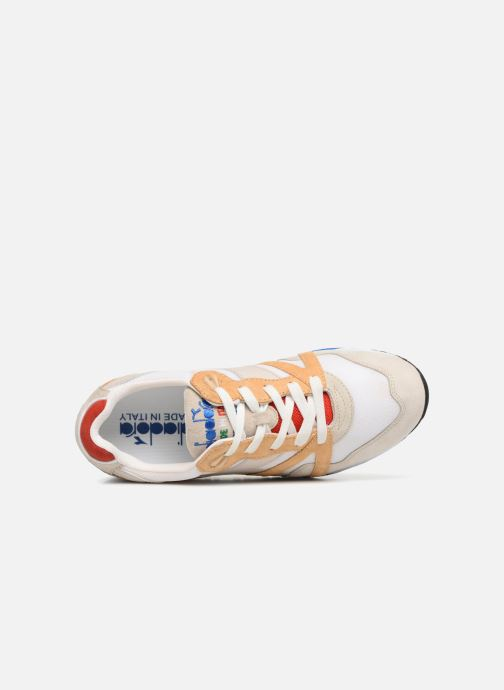 Trainers Diadora N9000 Italia Beige view from the left