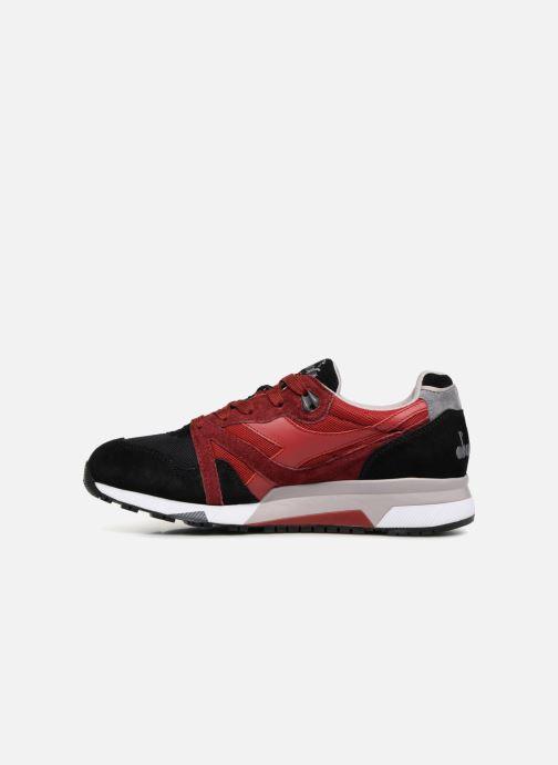 Sneaker Diadora N9000 Italia rot ansicht von vorne