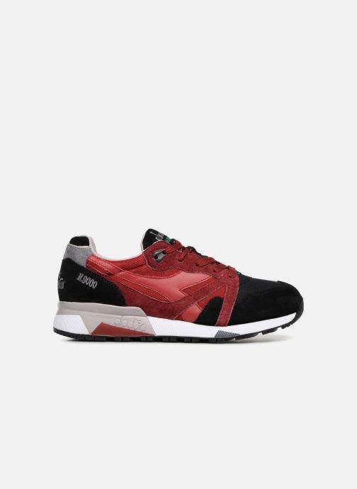 Sneaker Diadora N9000 Italia rot ansicht von hinten