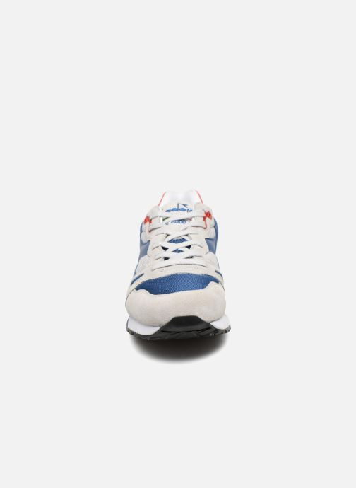 Sneaker Diadora S8000 Nyl Italia grau schuhe getragen
