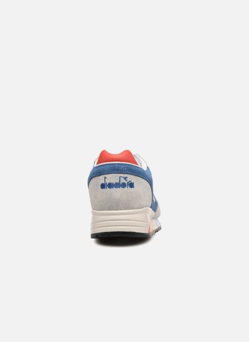 Baskets Diadora S8000 Nyl Italia Gris vue droite