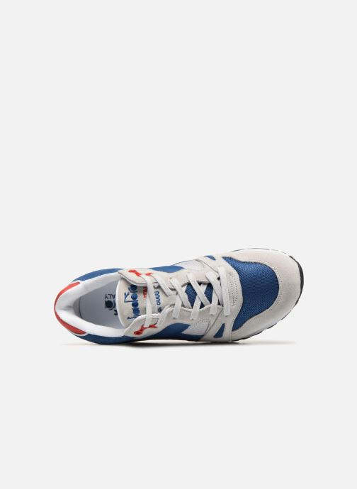 Sneaker Diadora S8000 Nyl Italia grau ansicht von links