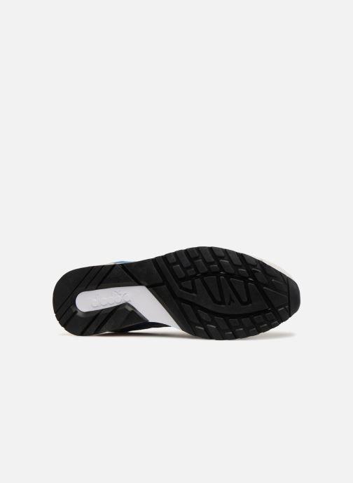 Sneaker Diadora S8000 Nyl Italia grau ansicht von oben