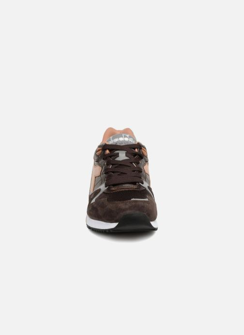 Trainers Diadora V7000 Italia Brown model view
