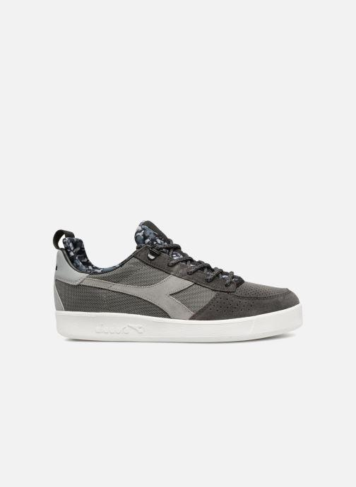 Sneakers Diadora B.Elite camo socks Grigio immagine posteriore