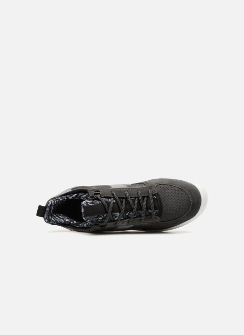 Sneakers Diadora B.Elite camo socks Grigio immagine sinistra