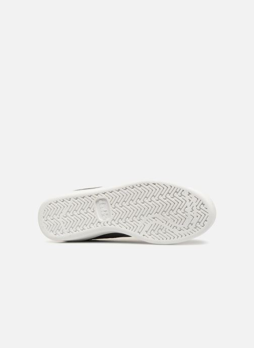 Baskets Diadora B.Elite camo socks Gris vue haut